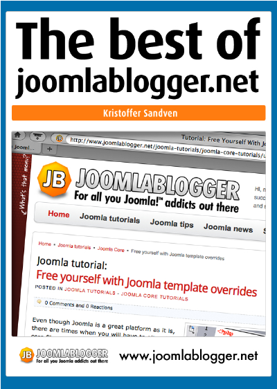 Joomla ebook | The best of joomlablogger.net