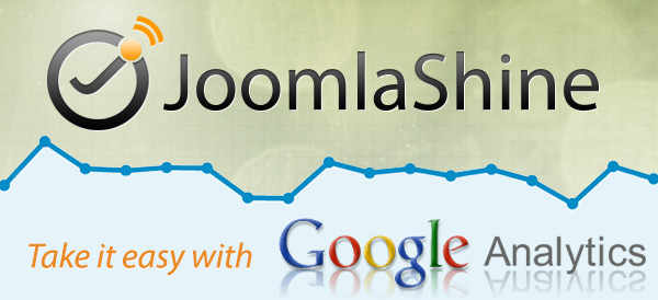 Google Analytics integration with JoomlaShine templates