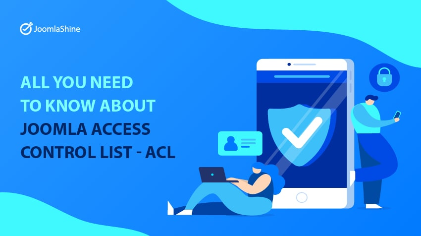 Joomla access control list