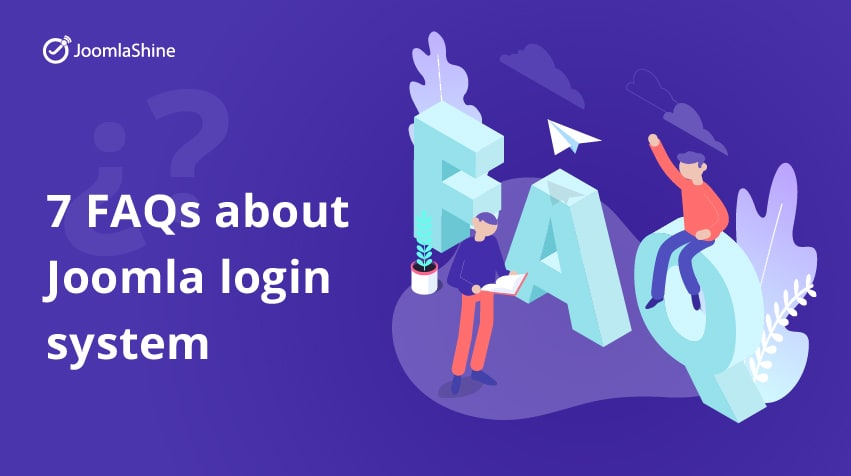 7-FAQs-about-Joomla-login-system